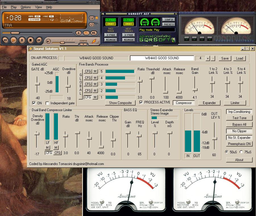 Best audio plugins for winamp enhancer : frenupal